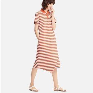 JW Anderson x UNIQLO Polo ruffle dress, size S
